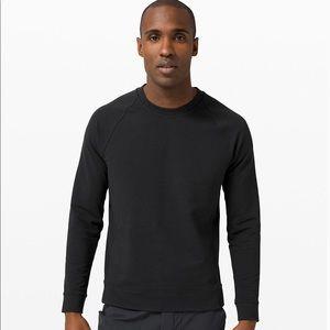Lululemon Men's City Sweat Crew Sweatshirt Size S